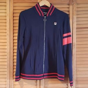 FILA 🖤 Sweater Jacket